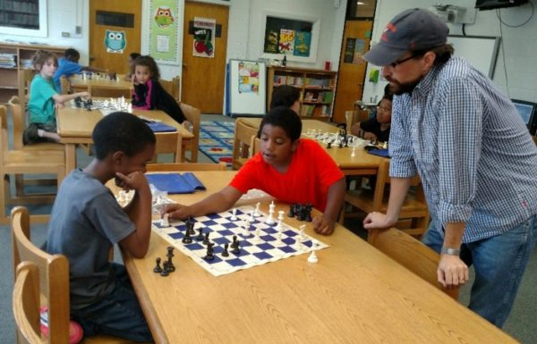 student chess club