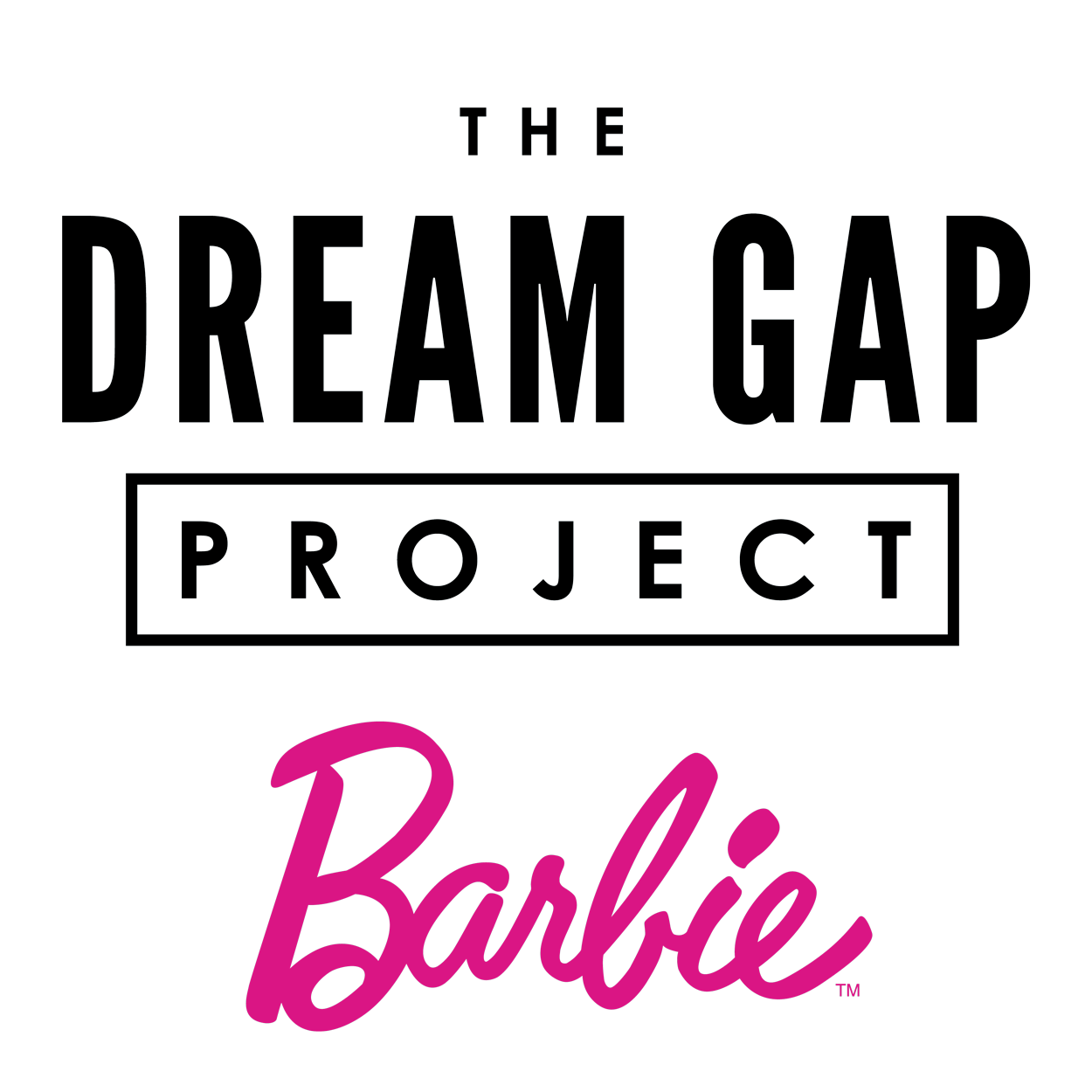 graphics for Barbie Dream Gap project
