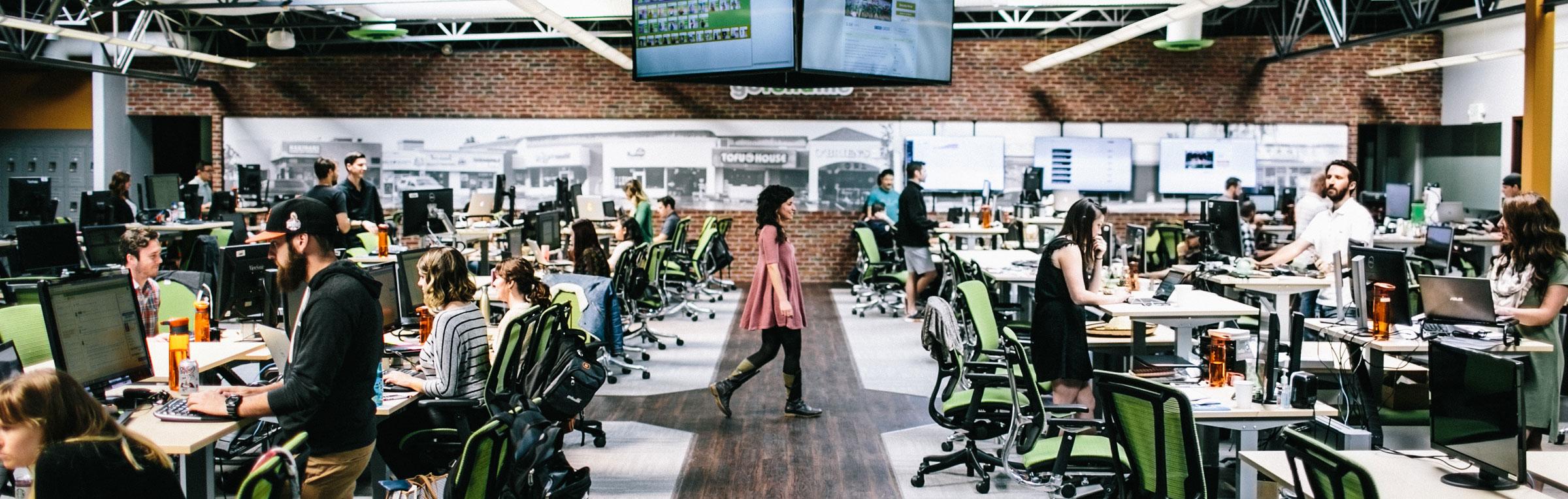 GoFundMe office