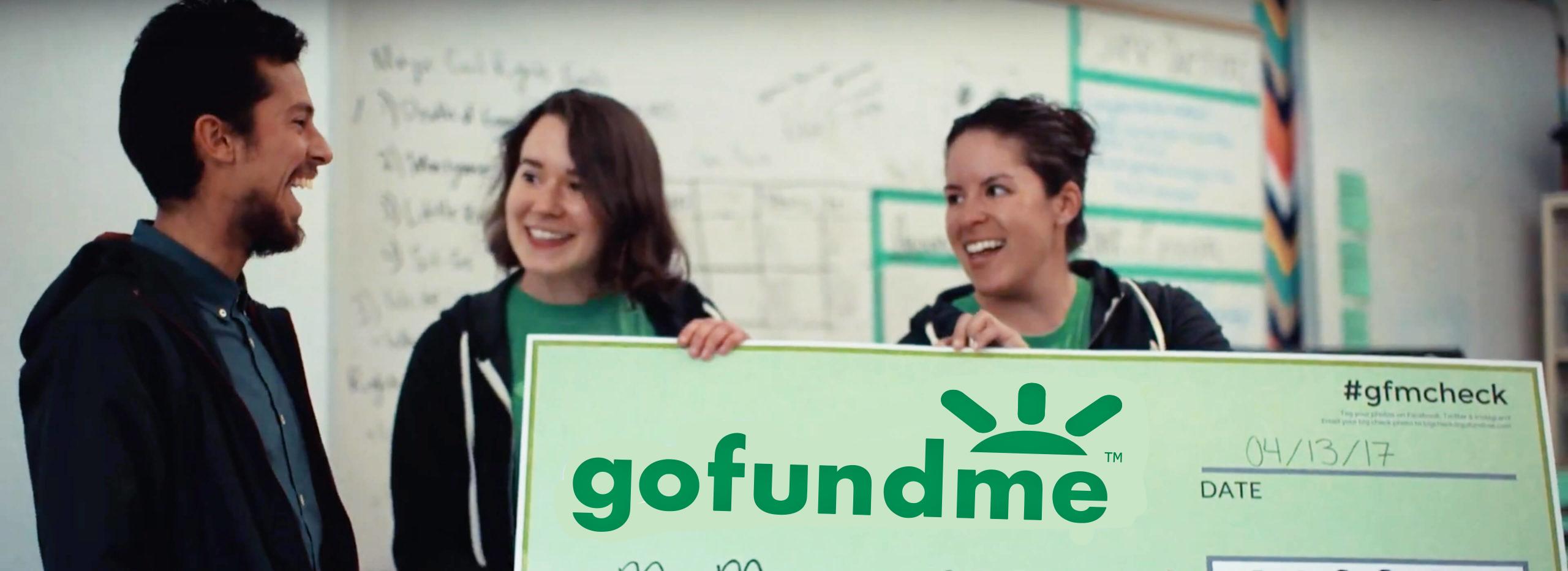 GoFundMe Gives Back Program