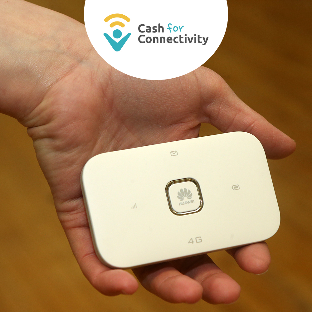 cash for connectivity logo